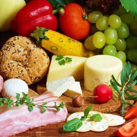 Зарядка продукты питания по РэйКи